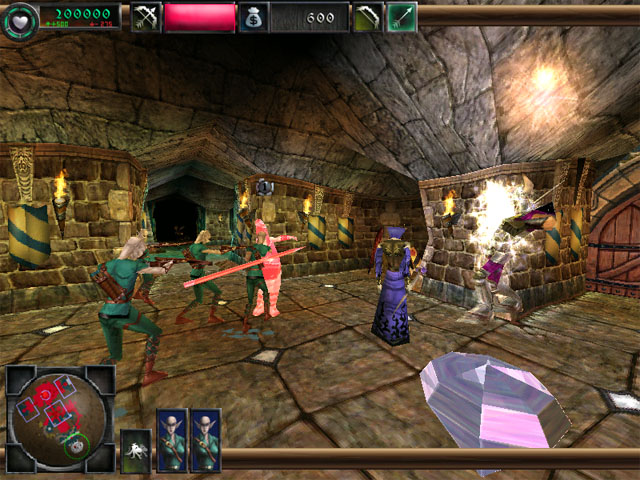 Dungeon keeper 2 free download full version crack (pc).
