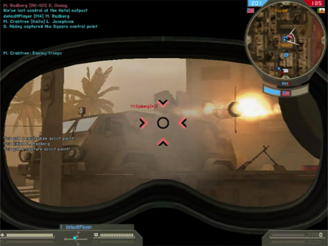 Battlefield 2 является модернизированным продолжением первой части и  безусловно представляет собой одну из лучших в своем жанре, объединив в себе  невероятны ... d17663d1cfe