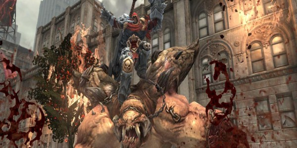 Darksiders Wrath of War